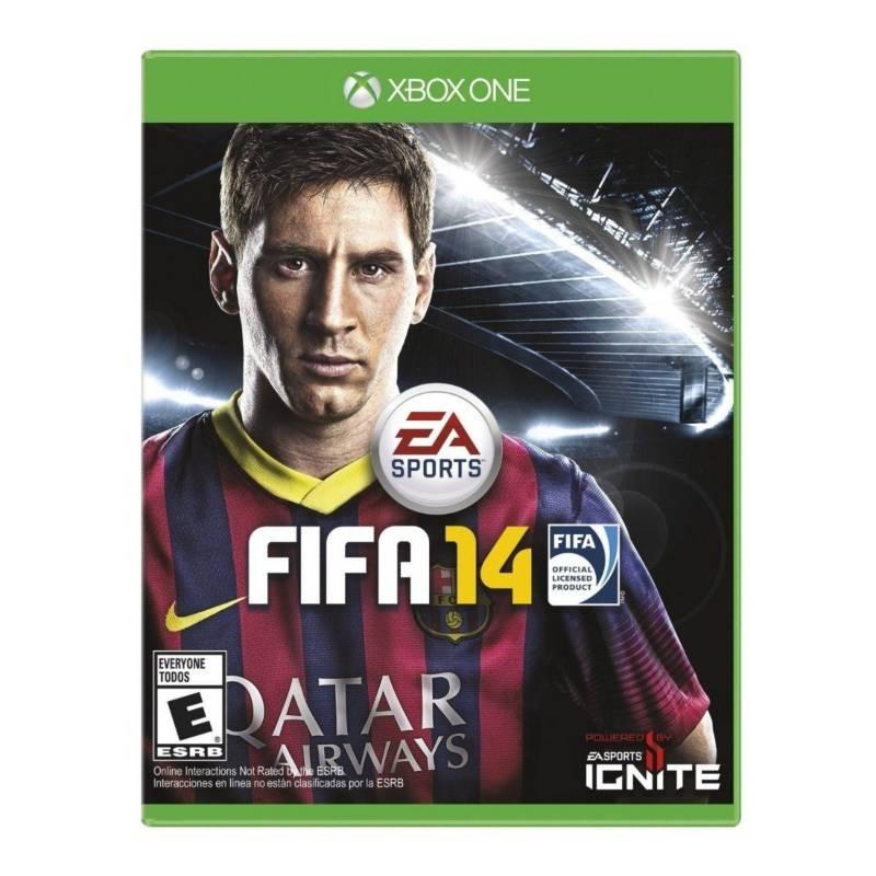 Microsoft - Fifa 14  Xbox  One
