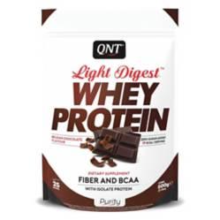 QNT - Proteína Light Digest Chocolate Belga 500 gr