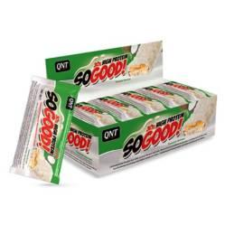 Caja de 15 Barras de Proteína So Good Coco