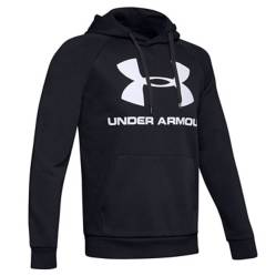 UNDER ARMOUR - Polerón UA Rival Fleece Sportstyle Logo