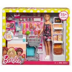 Barbie - Barbie Supermercado de Barbie