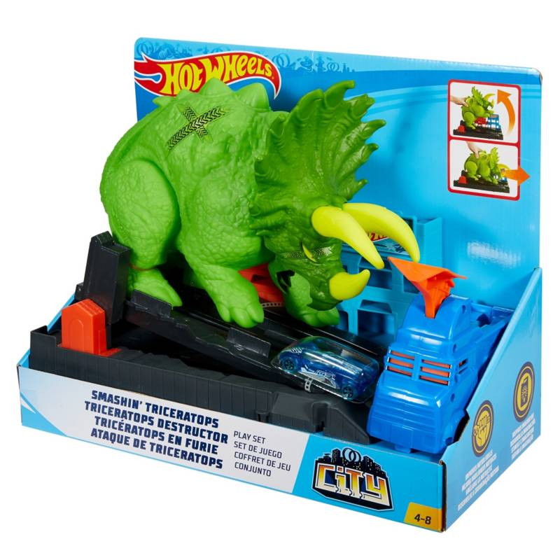 Hot Wheels - Triceratops Destructor
