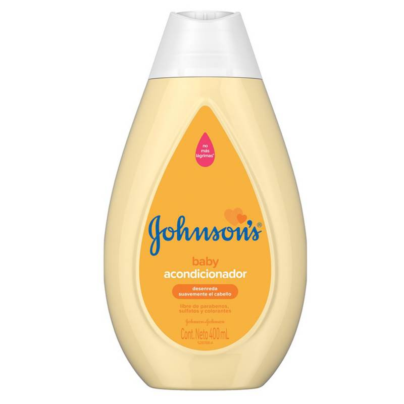 Johnsons Y Johnsons - Acondicionador Clásico Johnsons Baby