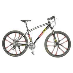 BICICLETAS CROSSTAR - Bicicleta Urbana Full Aluminio Llantas Magnesio