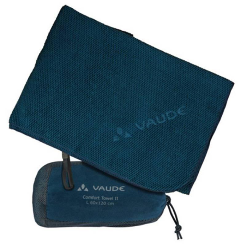 VAUDE - Toalla Comfort Towel II Blue Saphire