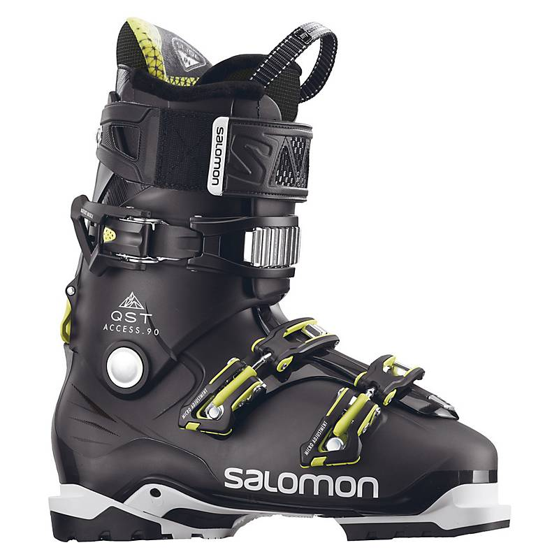 Access Trab 90 AlpBoots Qst Anthr Salomon bf7IYv6gy