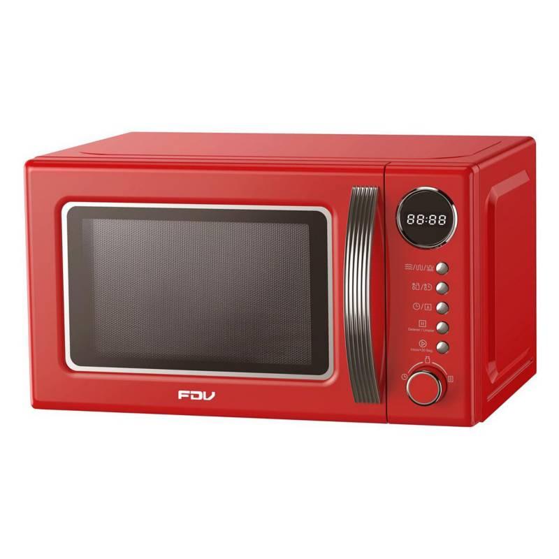 Fdv - Microonda Fdv Style Rojo