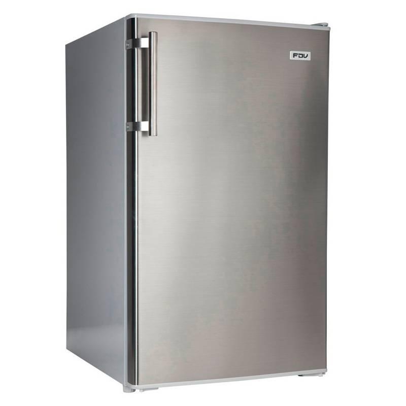 Fdv - Refrigerador Undermount 2.0 115 lt Silver