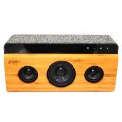 Fiddler Parlante Bamboo Stereo 2.1 Fiddler 22W Bluetooth
