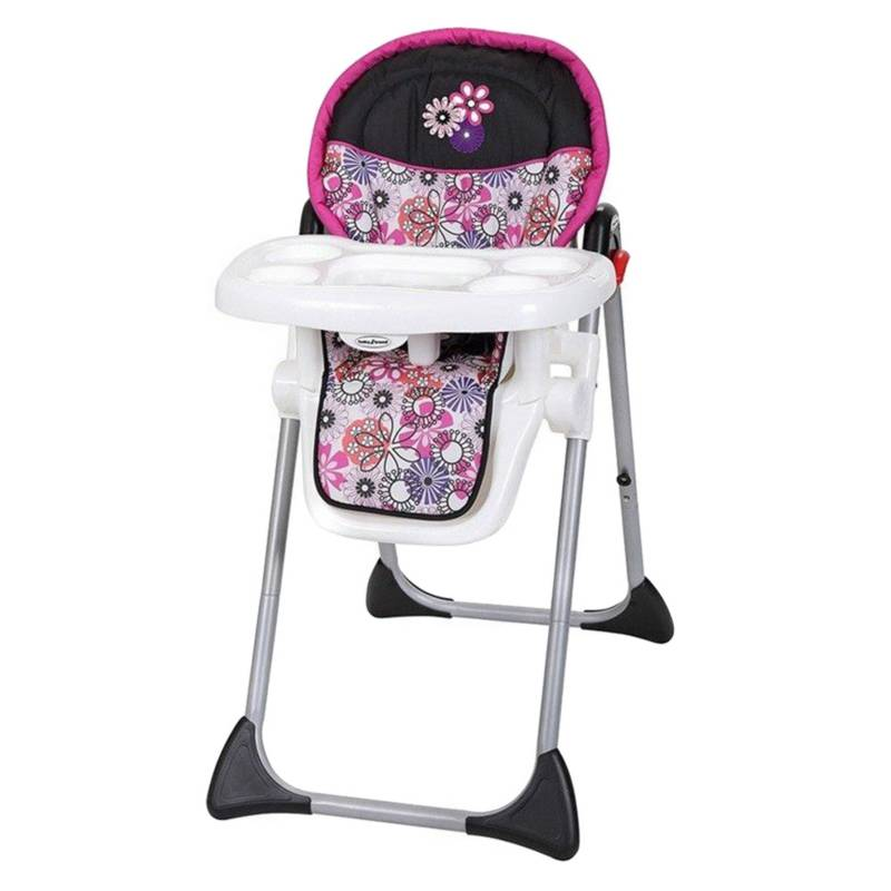 THE FIRST YEARS - Silla de Comer Floral Garden Baby Trend
