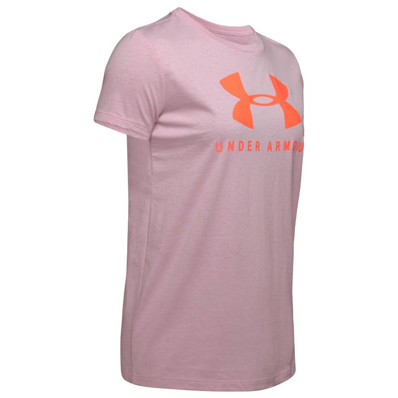 UNDER ARMOUR - Polera deportiva Training Mujer 1346844-694