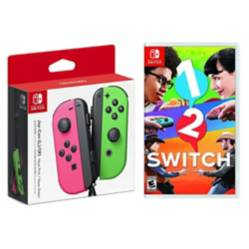 Pack Control Switch + Juego