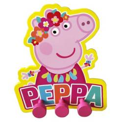 Percha Pared Peppa Pig