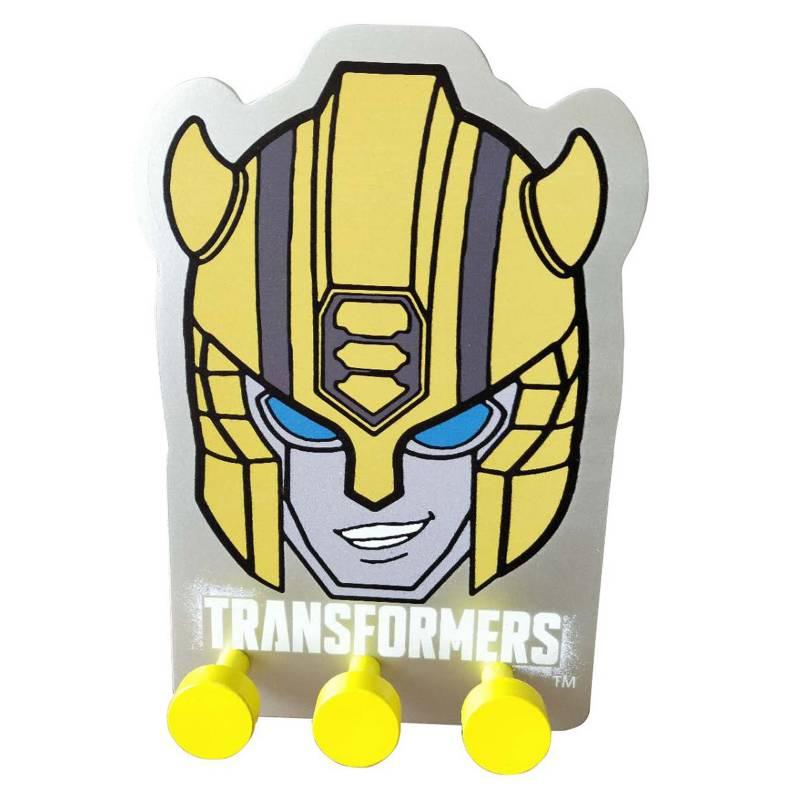 Transformers - Percha Pared Niño Transformers