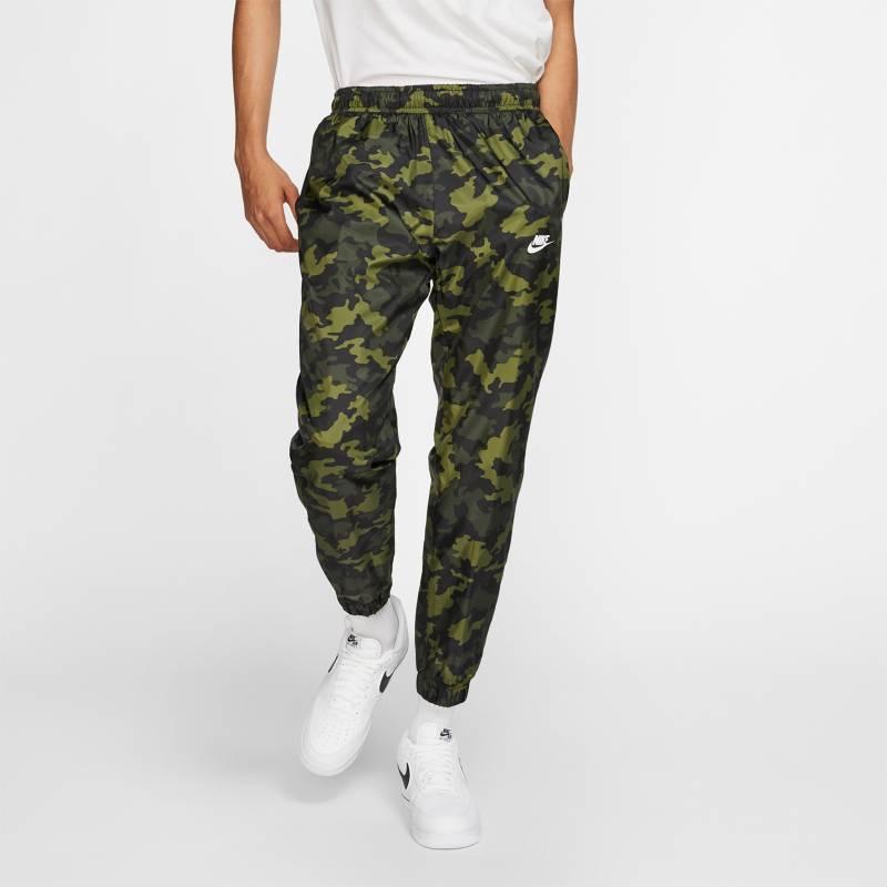 Nike Pantalon Buzo Camuflaje Hombre Falabella Com