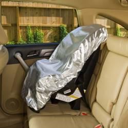 Cobertor con Filtro Uv para Silla de Auto