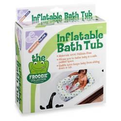 MommyHelper - Bañera Inflable para Bebé