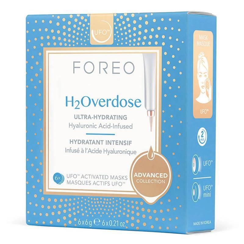 FOREO - Mascarilla Ufo H2O X 6