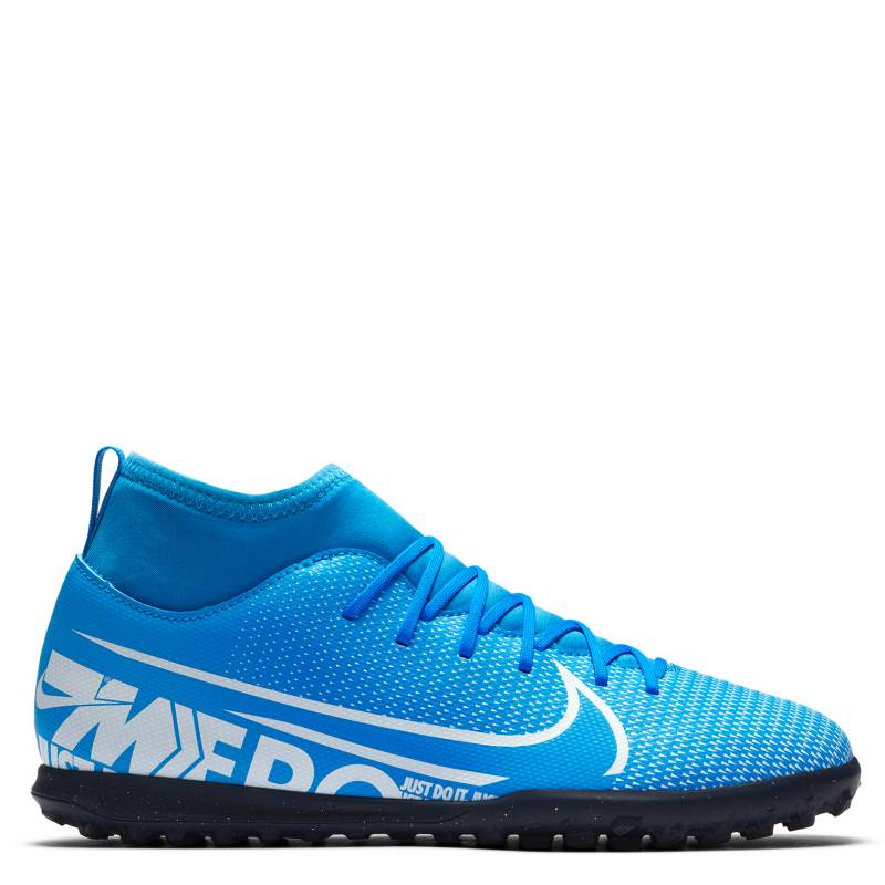 Nike - Jr Superfly 7 Club Tf Zapatilla de Fútbol Unisex