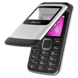 Celular Adulto Mayor BLU Zoey Flex 3G Dual SIM Wht