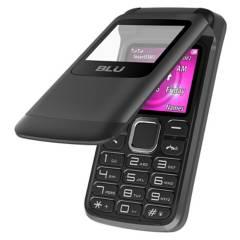 BLU - Celular Senior Blu Zoey Flex 3G Dual Sim