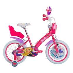 Bicicleta Infantil 16 Barbie