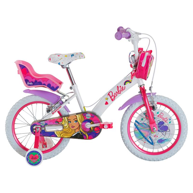 Bianchi - Bicicleta Bianchi Barbie 16