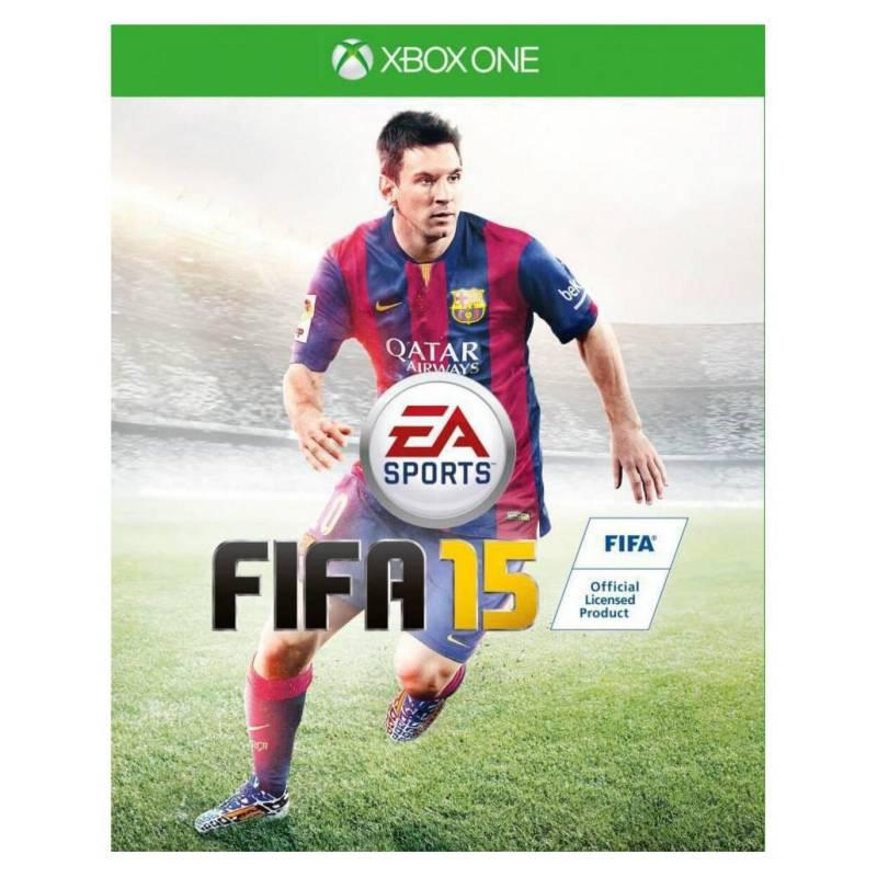 Microsoft - Microsoft Fifa 15 Xbox One