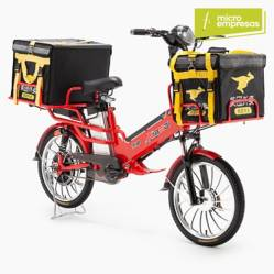 S/M - Bicicleta Eléctrica de Reparto