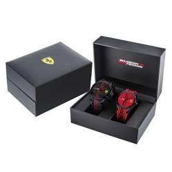 Ferrari - Gitfset de reloj 870032 Hombre
