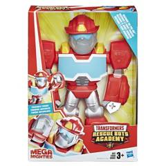 HASBRO - Figura De Acción Transformers Rescue Bots Mega Heatwave