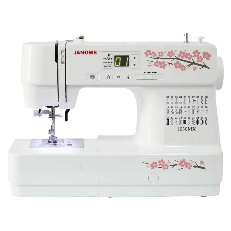 Janome - Máquina de coser 1030MX