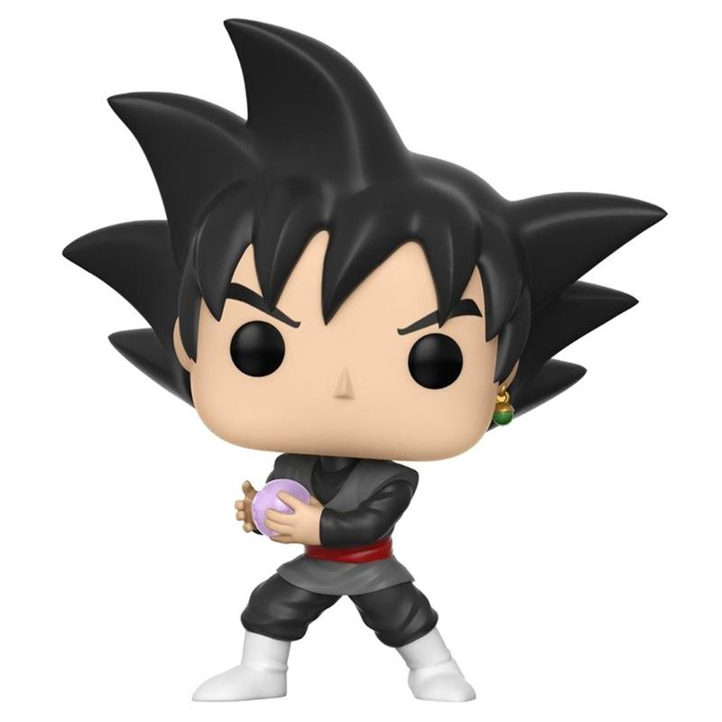 Funko - Figura Pop Animation Dragon Ball Super Goku Black