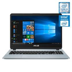 "Notebook x507 Intel Core i3 4GB +16GB Intel Optane 1TB HDD 15.6"""