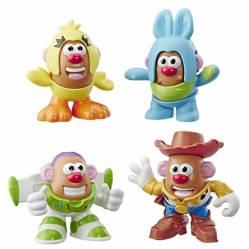 Set Figuras Señor Cara de Papa Toy Story
