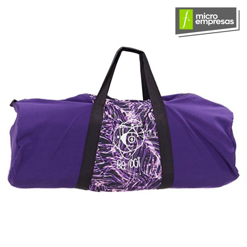BE YOGI - Bolso Yoga Training Plegable y Ultraliviano