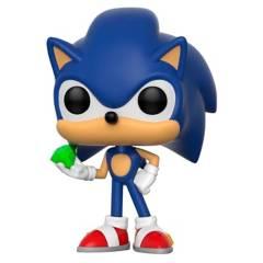 Funko - Figura Sonic With Emerald (284