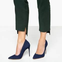 ALDO - Zapato Formal Mujer Cuero Azul