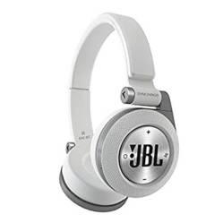 Audífonos Inalámbricos Bluetooth Jbl E40Bt Blanco