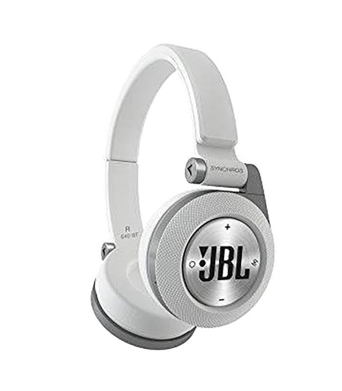 Jbl - Audífonos Inalámbricos Bluetooth Jbl E40Bt Blanco