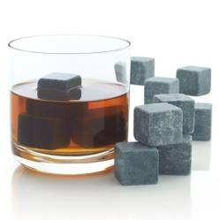 Set 12 Rocas Pequeñas para Whiskey
