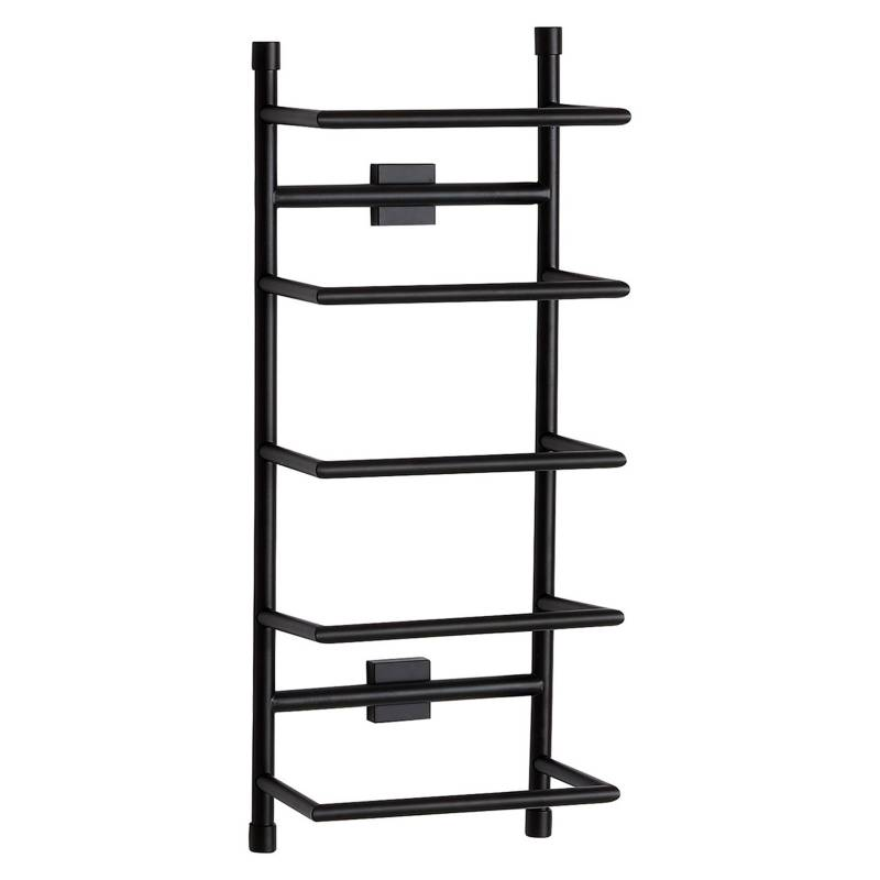 CRATE & BARREL - Toallero de Pared Negro