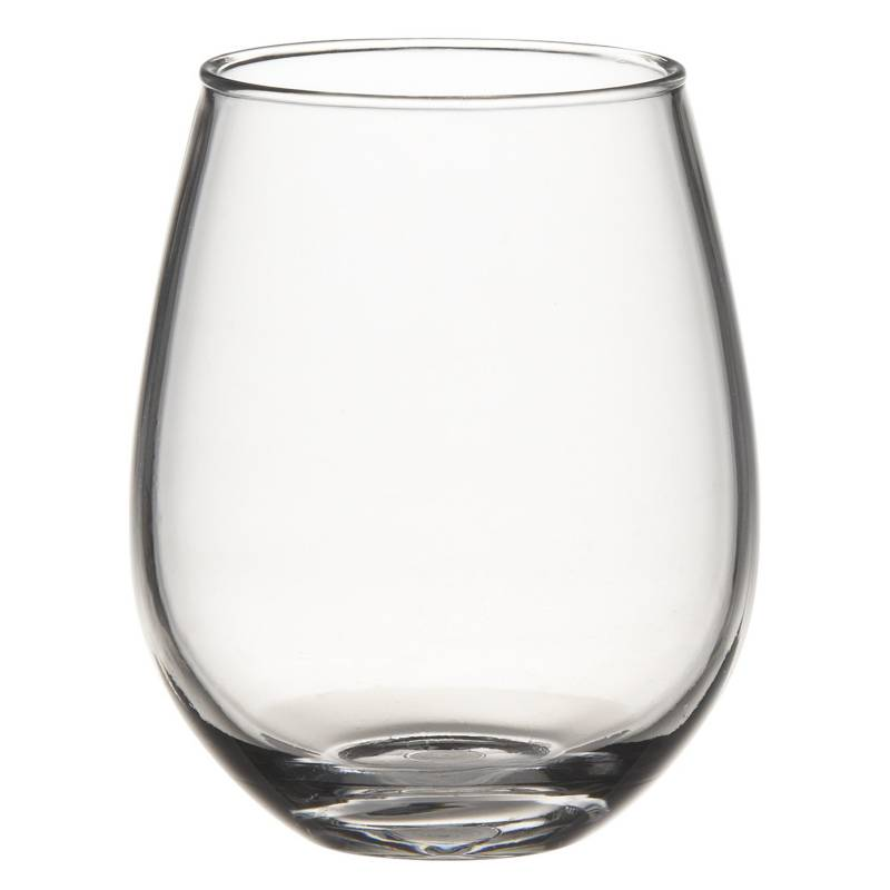 CRATE & BARREL - Copa para Vino sin Tallo Acrílico