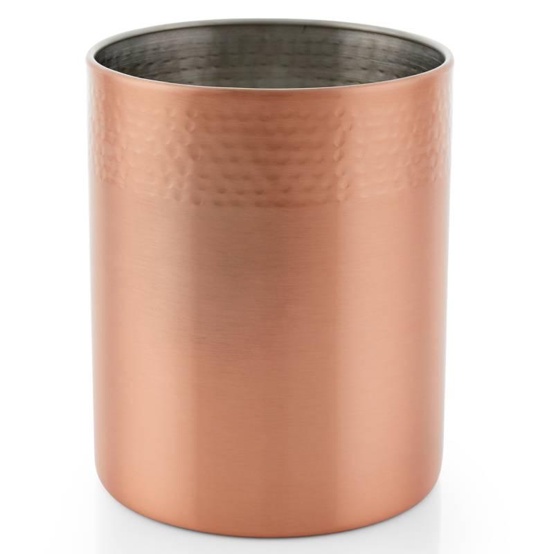 CRATE & BARREL - Contenedor de Utensilios Copper