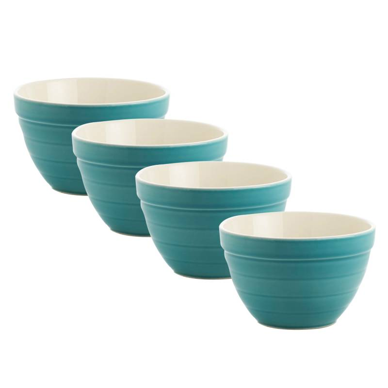 CRATE & BARREL - Mini Bowl para Hornear Celeste