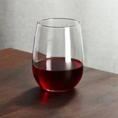 LIBBEY - Copa de Vino sin Tallo