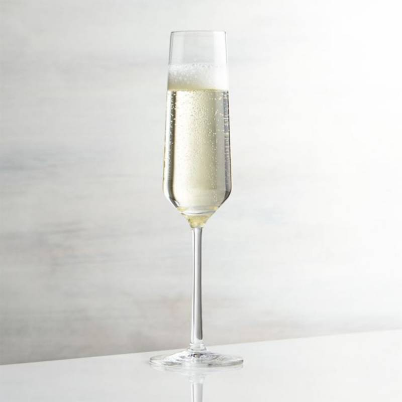 CRATE & BARREL - Copa Champagne Tour 8Oz