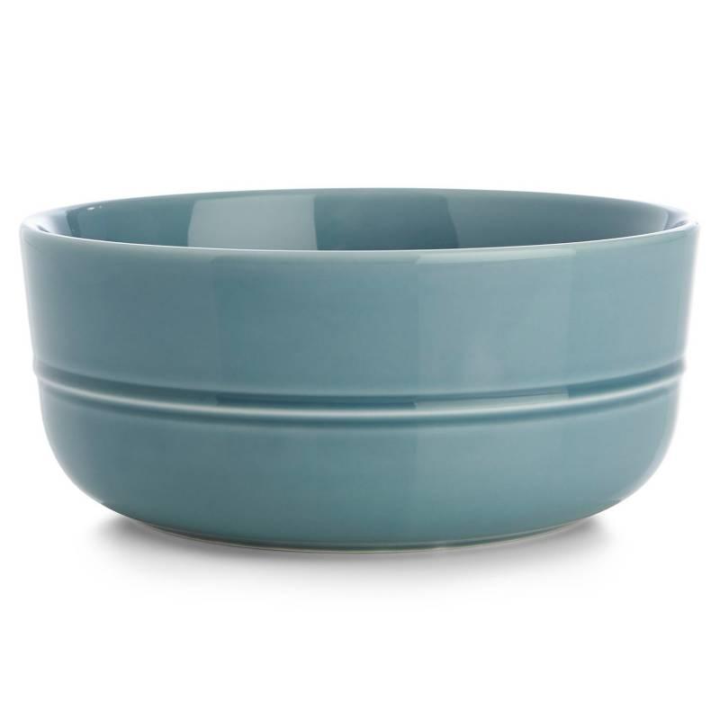 CRATE & BARREL - Bowl Hue Azul