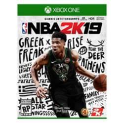 Microsoft - Microsoft Nba 2K19 Xbox One