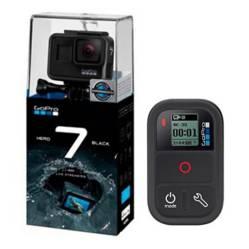 Gopro Cámara Hero 7 Black + Control Smart Remote
